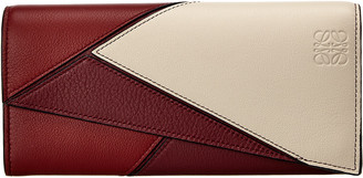 Loewe Classic Puzzle Leather Continental Wallet