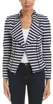 Insight Striped Zipper Jacket.