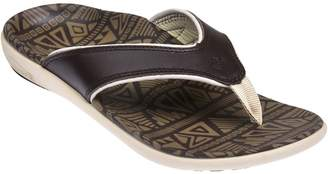 Spenco Thong Sandals - Tribal Elite