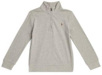 Ralph Lauren Kids Half-Zip Sweater (2-4 Years)