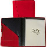 Scully Letter Size Pad Italian Leather 5012