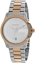 Gucci G-Timeless YA126447 Women's Stainless Steel Analog Watch