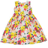 Marni Colorful Floral Dress