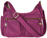 Travelon Anti-Theft Double Compartment RFID Hobo