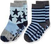 Sterntaler Boy's Abs-Söckchen DP Sterne/Ringel Calf Socks