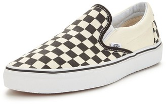 Vans Classic Slip-On - Black/White