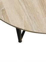 TelfordIndustrial Round Coffee Table