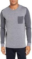 Slate & Stone Men's Colorblock Merino Wool Sweater