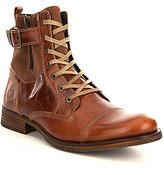 Steve Madden Men's Saxonn Lace Up Boots