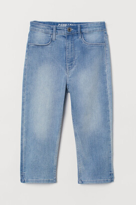 H&M Skinny Fit Capri Jeans