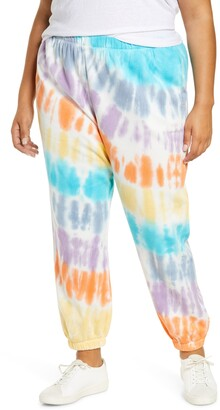 BP Tie Dye Sweatpants