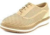 Wanted Macdaddy Women Round Toe Synthetic Oxford.