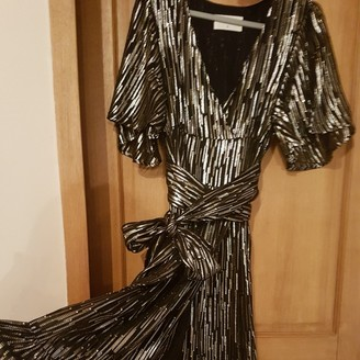 BA&SH Bash Fall Winter 2019 Black Synthetic Dresses