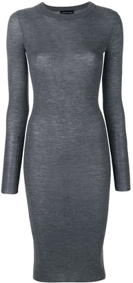 Cashmere In Love Tiera fine knit dress
