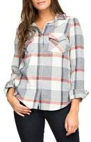 RVCA Plaid Flannel Shirt