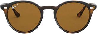 Ray-Ban Rb2180 Shine Dark Havana Sunglasses