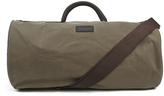 Barbour Wax Holdall Bag Natural