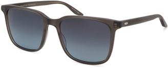 Barton Perreira Men's Heptone Oversized Acetate Sunglasses