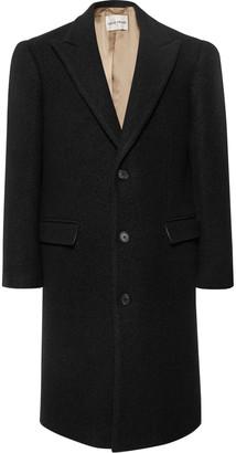 Privee Salle Adrian Slim-Fit Boucle Virgin Wool Overcoat