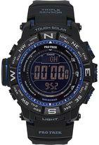 Casio Men's Pro Trek Triple Sensor Digital Atomic Solar Watch - PRW3500Y-1CR