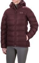 Mountain Hardwear StretchDown Plus Hooded Jacket - 750 Fill Power (For Women)