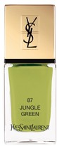 Saint Laurent 'La Laque Couture' Nail Lacquer - 87 Exotic Green