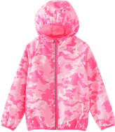 Joe Fresh Kid Girls' Windbreaker Jacket, Pink (Size XL)