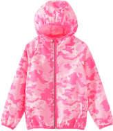 Joe Fresh Kid Girls' Windbreaker, Pink (Size XL)