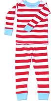 New Jammies Red & Blue Organic Pajama Set - Infant Toddler & Boys