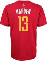adidas Men's Houston Rockets James Harden Player T-Shirt
