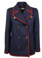 Gucci Butterfly Pea Coat