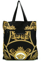 Versace Baroque tote - men - Cotton - One Size