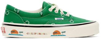 Vans Green Bandana OG Era LX Sneakers