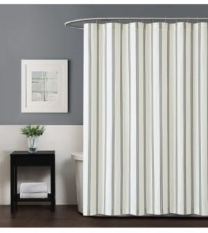 Truly Soft Millennial Stripe Shower Curtain Bedding