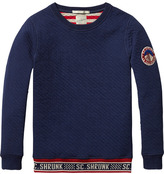 Scotch & Soda Bonded Sweater