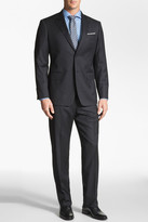 John W. Nordstrom &Travel& Wool Suit
