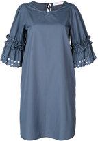 See by Chloe ruffle sleeve dress
