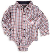 Andy & Evan Baby's Checkered Cotton Bodysuit