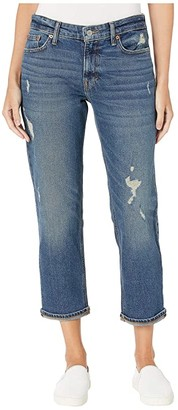 Lucky Brand Sienna Slim Boyfriend Jeans in Monterosa Destruct (Monterosa Destruct) Women's Jeans