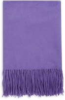 A & R Cashmere Cashmere Blend Waterweave Throw