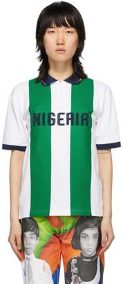 Ahluwalia White Nigeria Polo