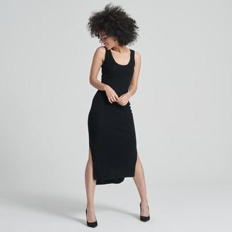 Naadam Summer Silk Tank Dress