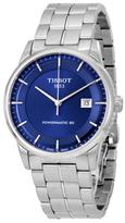 Tissot Luxury Automatic Blue Dial Men's Watch, 41mm