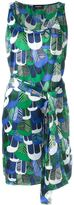 DSQUARED2 floral print dress - women - Silk - 40