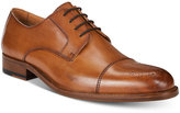 Tasso Elba Men's Antonio Cap Toe Derbys, Created for Macy's