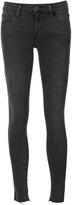 Frame Le Skinny De Jeanne Fray Jeans