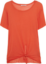 Kain Alina modal and silk-blend T-shirt