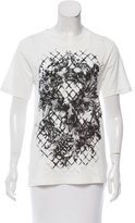 Balmain Graphic Short Sleeve T-Shirt