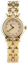 Berto Lucci Bertolucci Pulchra 18K Yellow & Rose Gold Diamond 27mm Watch