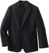 Calvin Klein Big Boys' Bi-Stretch Blazer